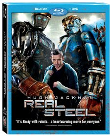 Real Steel Blu-ray Review