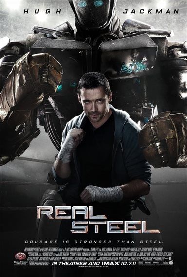 Real Steel © Walt Disney Pictures. All Rights Reserved.