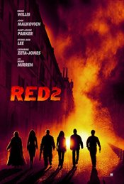 Red 2 Theatrical Review
