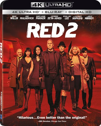 Red 2 4K Ultra HD Review