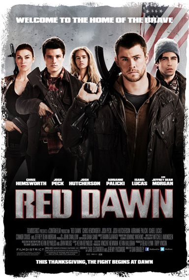 Red Dawn © Columbia Pictures. All Rights Reserved.