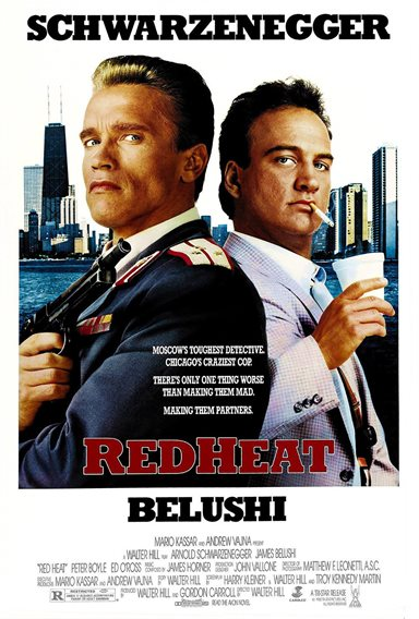 Red Heat © TriStar Pictures. All Rights Reserved.