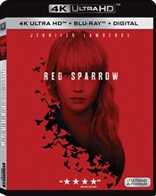 Red Sparrow 4K Ultra HD Review