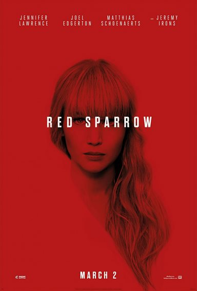 Red Sparrow © 20th Century Fox. All Rights Reserved.