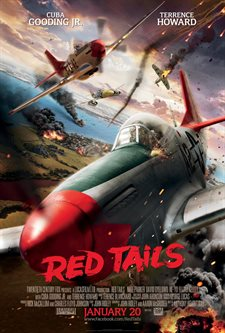 Red Tails Theatrical Review