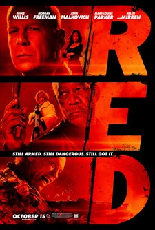 Red Theatrical Review