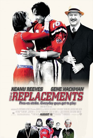 The Replacements © Warner Bros.. All Rights Reserved.