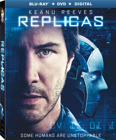 Replicas Blu-ray Review