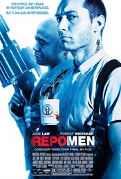 Repo Men Theatrical Review
