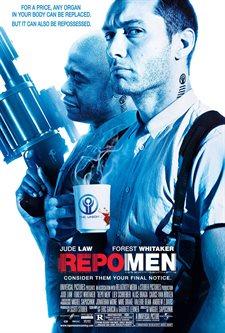 Repo Men Theatrical Review