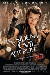 Resident Evil: Afterlife Theatrical Review