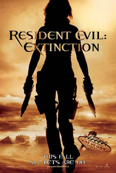 Resident Evil: Extinction Theatrical Review