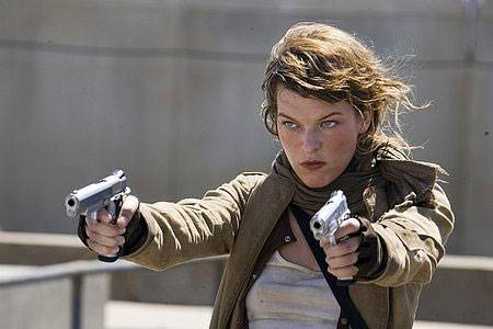 Resident Evil: Extinction © Screen Gems. All Rights Reserved.