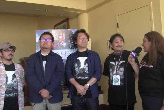 A Talk With The Creative Team Behind Resident Evil: Vendetta