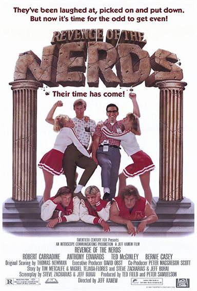 Revenge of The Nerds © 20th Century Fox. All Rights Reserved.