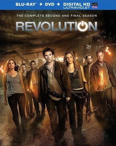 Revolution Blu-ray Review