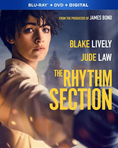 The Rhythm Section Blu-ray Review