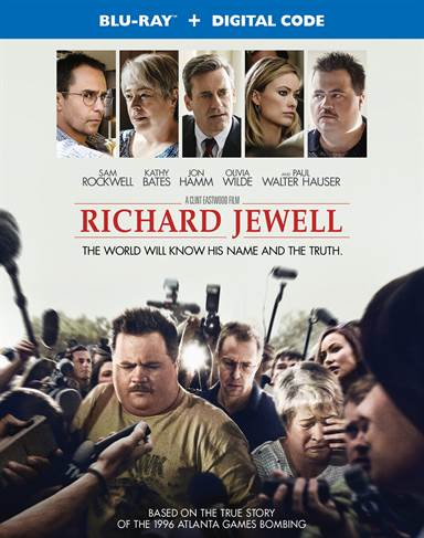 Richard Jewell Blu-ray Review