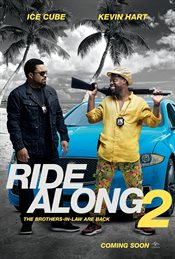 Ride Along 2 Theatrical Review