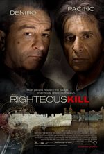 Righteous Kill Theatrical Review
