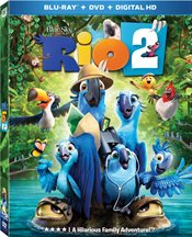 Rio 2 Blu-ray Review