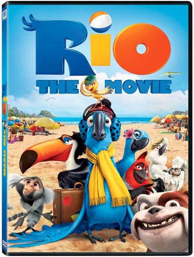Rio DVD Review