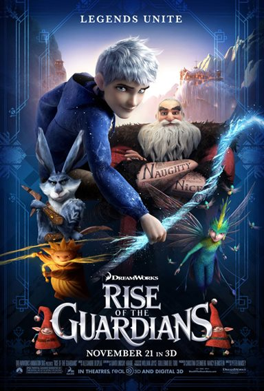 Rise of the Guardians © DreamWorks Animation. All Rights Reserved.