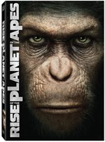 Rise of the Planet of the Apes Blu-ray Review