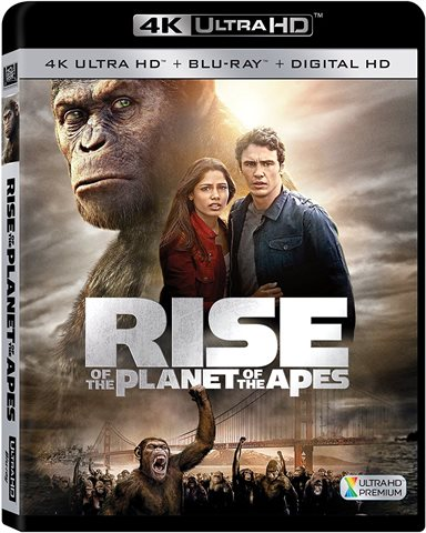 Rise of the Planet of the Apes 4K Ultra HD Review
