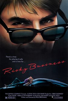 Risky Business DVD Review