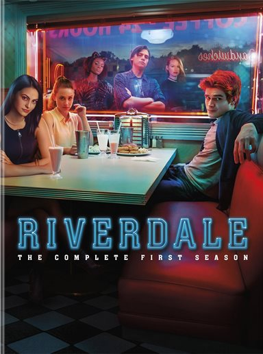 Riverdale: The Complete First Season DVD Review