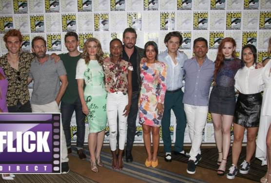 The Cast of Riverdale Talks Season 3 at Comic Con 2018