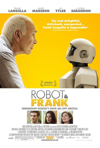 Robot and Frank © Samuel Goldwyn Films. All Rights Reserved.