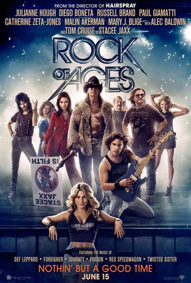 Rock of Ages Theatrical Review