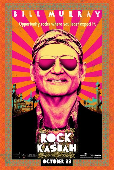 Rock the Kasbah © Open Road Films. All Rights Reserved.