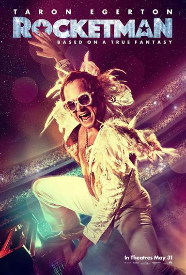 Rocketman © Paramount Pictures. All Rights Reserved.