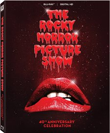 Rocky Horror Picture Show: 40th Anniversary Blu-ray Review