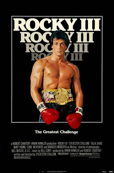 Rocky III © United Artists. All Rights Reserved.