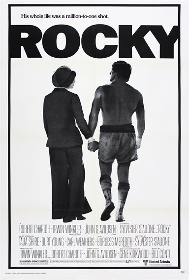 Rocky © United Artists. All Rights Reserved.