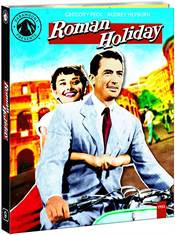 Roman Holiday Blu-ray Review