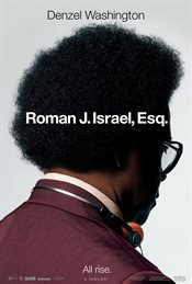 Roman J. Israel, Esq. Theatrical Review