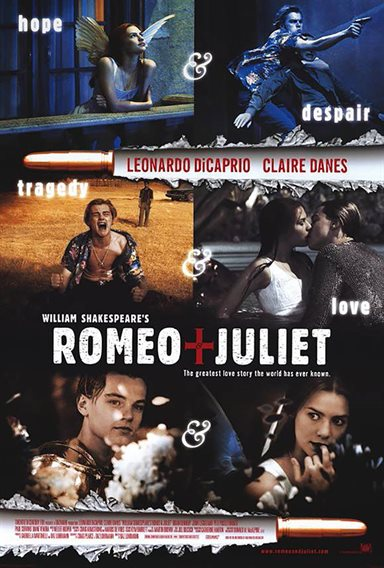 Romeo + Juliet © 20th Century Fox. All Rights Reserved.