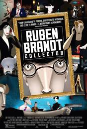 Ruben Brandt, Collector Theatrical Review