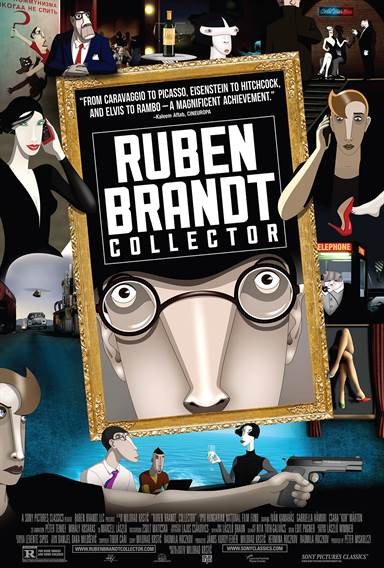 Ruben Brandt, Collector © Sony Pictures Classics. All Rights Reserved.