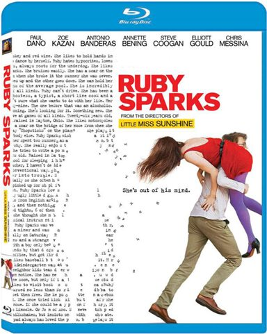 Ruby Sparks Blu-ray Review