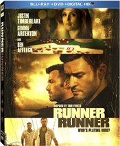 Runner Runner Blu-ray Review