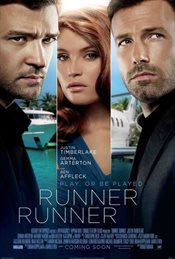 Runner Runner Theatrical Review