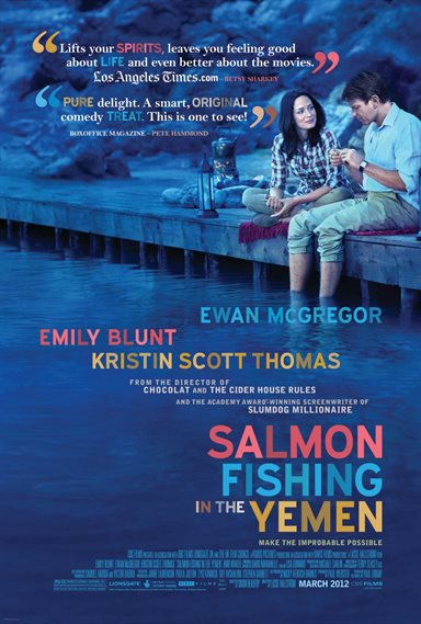 Salmon Fishing in the Yemen © CBS Films. All Rights Reserved.