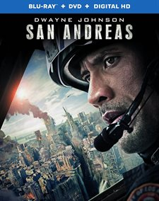 San Andreas Blu-ray Review