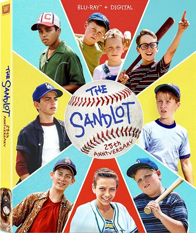 The Sandlot: 25th Anniversary Edition Blu-ray Review